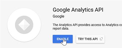 Enabling service API