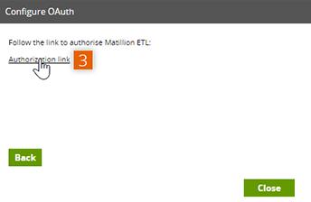 Authorization Link