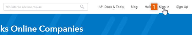 Intuit Developer website homepage