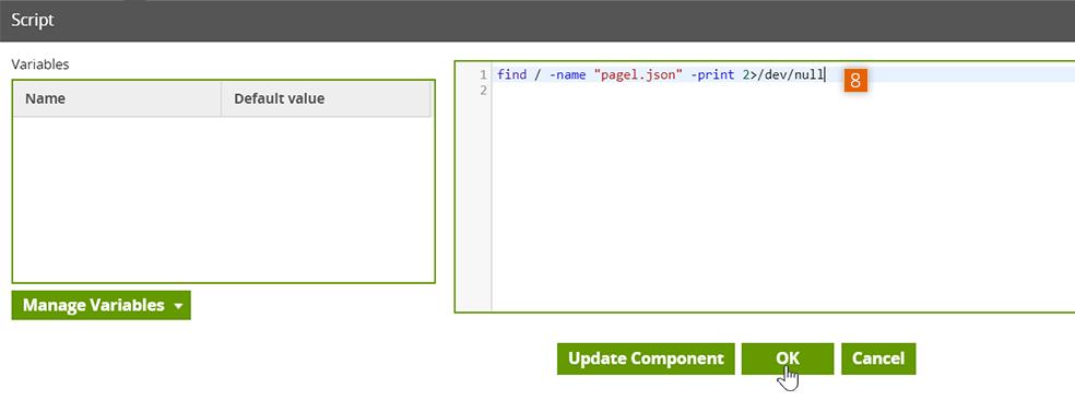 Update Component