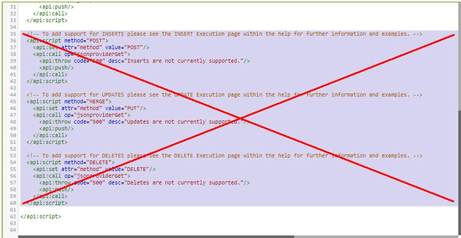 API Script