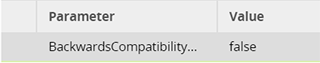 Set Compatibility Mode-False